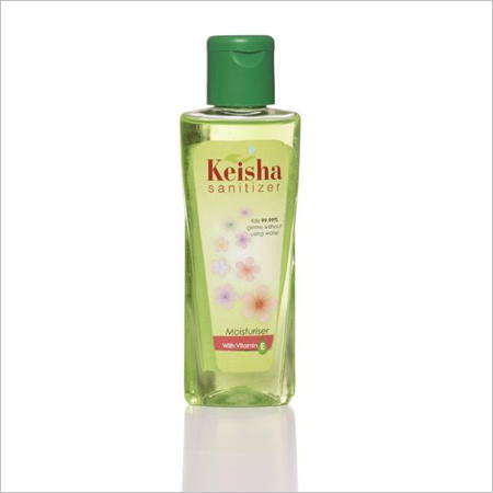 50 ml keisha hand sanitizer (COMBO PACK OF FIVE)