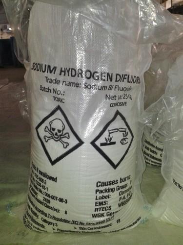 Potassium Bifluoride