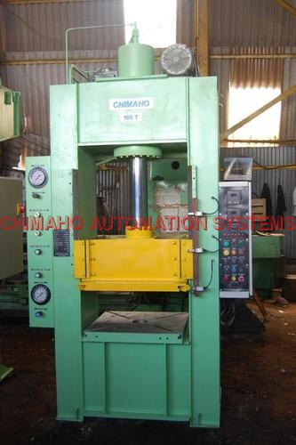 100 Ton Capacity Frp Moulding Press