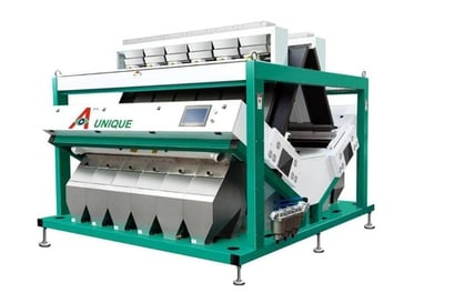 Beans Color Sorters Air Pressure: 0.6-0.8Mpa Mpa