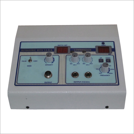 Ultrasound Tens Machine