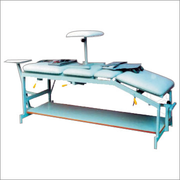 Traction Table Four Fold