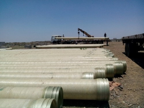 FRP GRP Pipes
