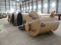 FRP tank liners