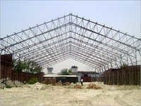 Tubular Roof Steel Structures
