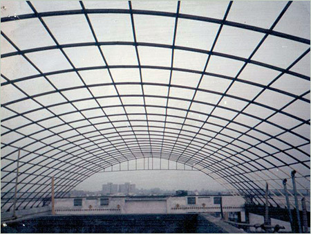 Tubular Roof Structures