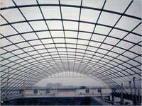 Prefabricated Tubular Roof Structures