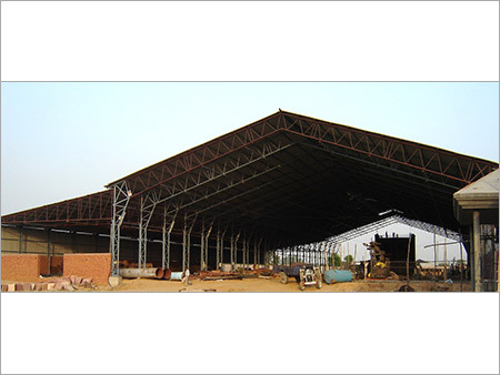 Industrial Storage Sheds   NORTH INDIA ENGINEERING COMPANY, D 136,  Industrial Area, Bulandshahr Road, , Ghaziabad, India