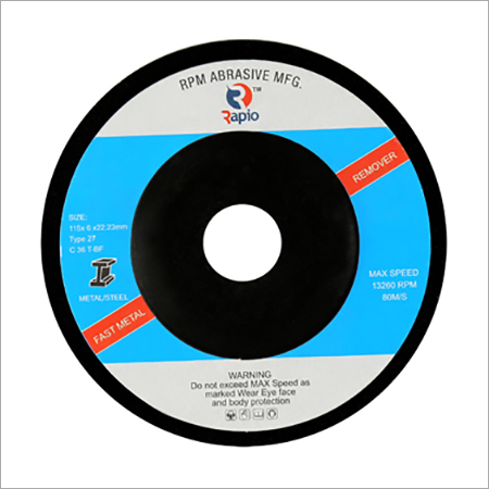 Industrial Abrasive Grinding Wheels