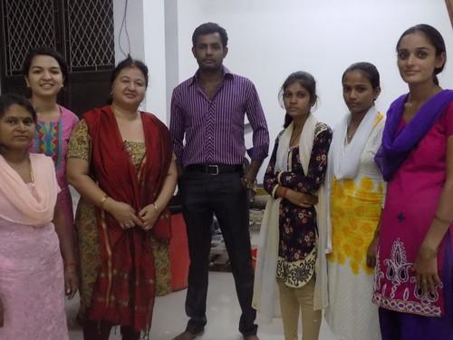 Training Photo of Delhi