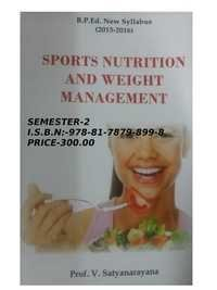 Sports Nutrition & Weight Management ( Semester-2)