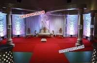 Indian Wedding Stages Decorations