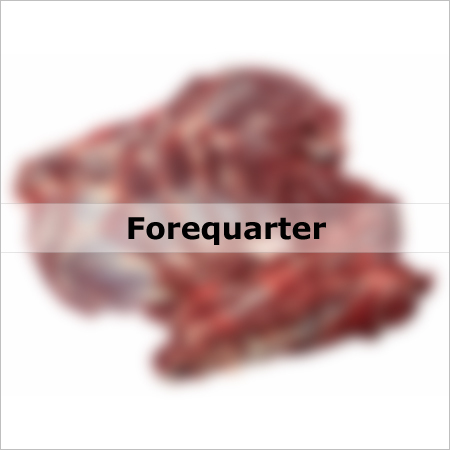 Forequarter Meat