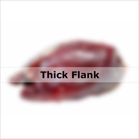 Thick Flank Meat
