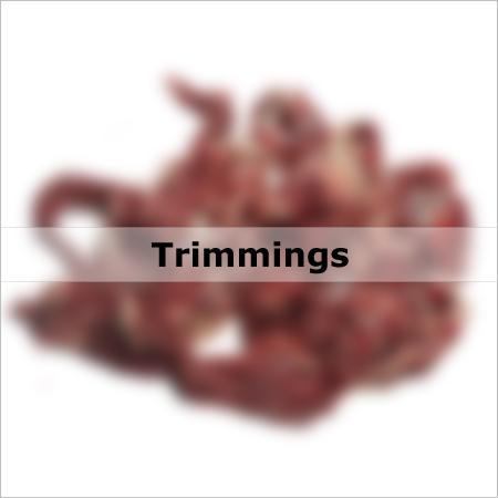 Trimmings Meat
