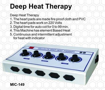 Deep Heat Therapy Machine