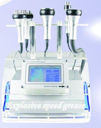 Ultrasonic Cavitation Machine with RF and Vacuum