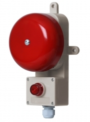 Alarm Bell with Pilot Lamp