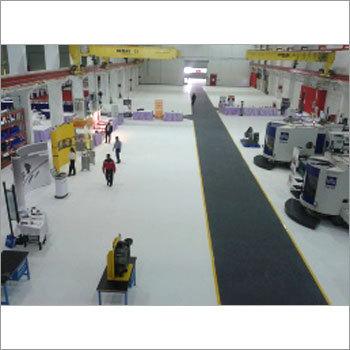 Industrial PU Flooring Services