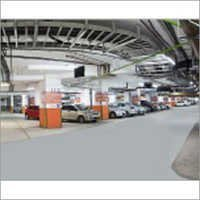 PU Parking Coating Services
