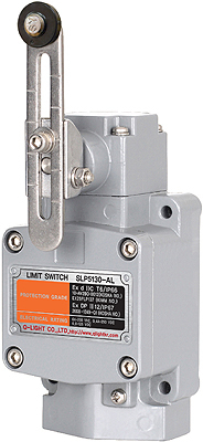 Explosion Proof Limit Switch - Adjustable Roller Lever