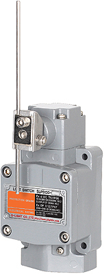 Explosion Proof Limit Switch - Low Force Rod