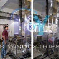 Stainless Steel Hydraulic Lift