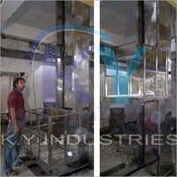 SS Hydraulic Lift