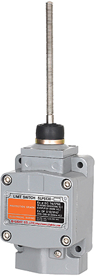 Explosion Proof Limit Switch - Spring Wire