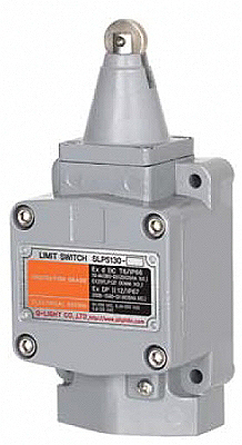 Explosion Proof Limit Switch - Roller Plunger