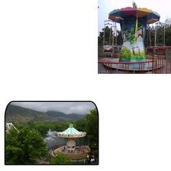 Mini Swing Carousel Amusement Parks