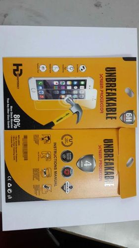 Anti Shock Screen Protector