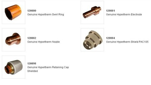 Hypertherm Ring Cap