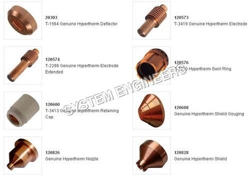 Commercial Hypertherm Nozzle