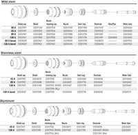 HyPerformance HPR130XD Parts