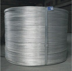 Aluminum Wire Rods Certifications: Certificate For Institute Of Labour Development
