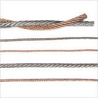 Braided Stranded Flexible Copper Rope