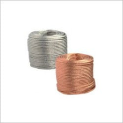 Bunched Stranded Flexible Copper Rope