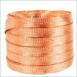 Flexible Braided Copper Wire