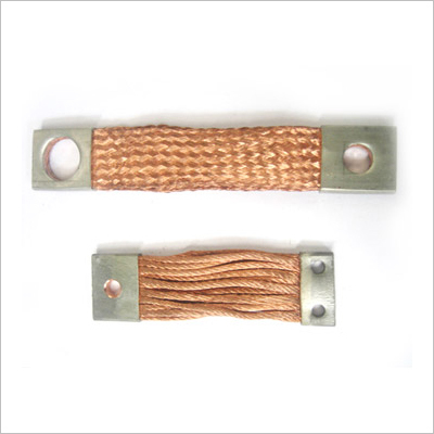 Bunched Flexible Copper Jumpers