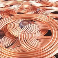 Bare Copper Pipes
