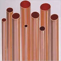Bare Copper Tube