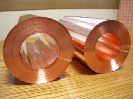 Conductive Copper Sheet