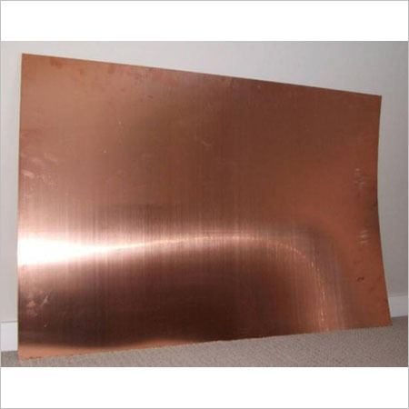 Copper Sheet Metal
