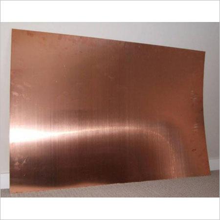 Copper Sheet Metal