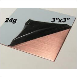Flat Copper Sheet