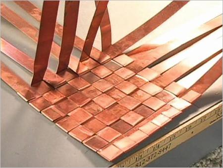 Copper Cladding Strip