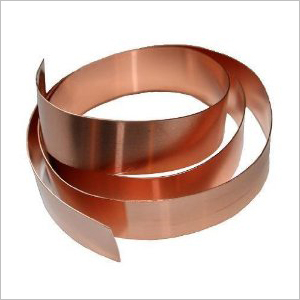 Copper Roofing Strip