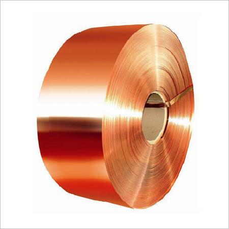 High Grade Copper Strips