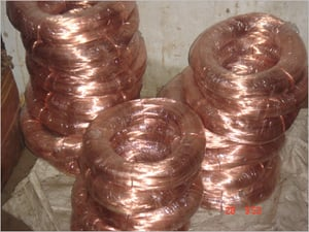 Bare Copper Cables